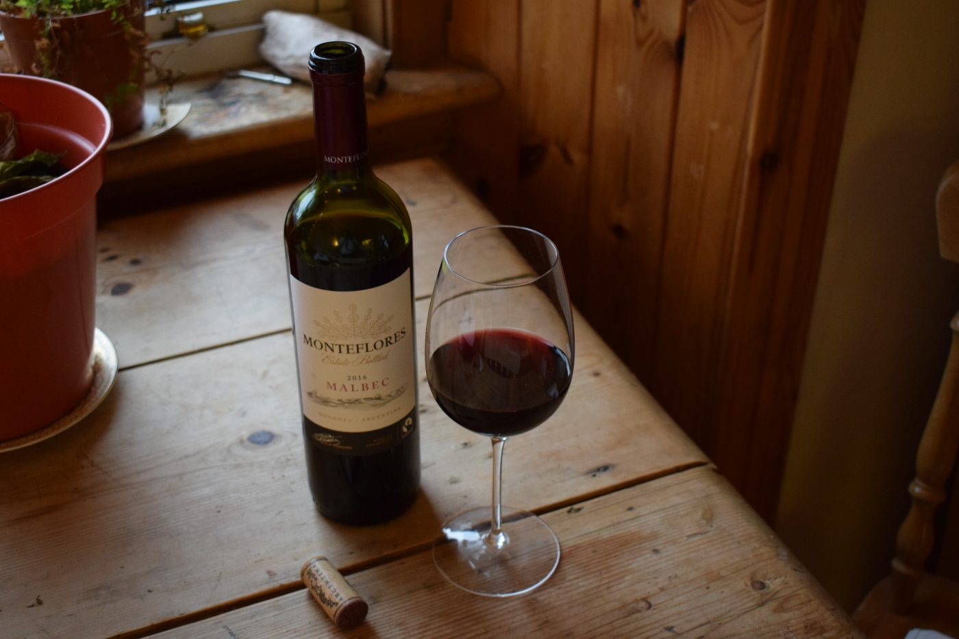 Monflores Malbec, 2016 - Marks and Spencer