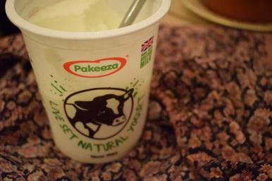 Pakeeza live set yoghurt - 65p from Sainsburys