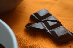 Dark chocolate indulgence - recipes from Crumbs and Roses blog