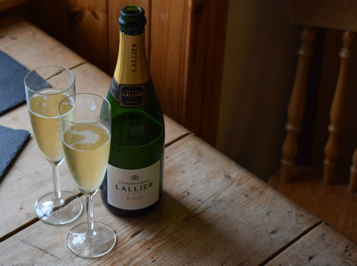 Review of Champagne Lallier - Crumbs and Roses