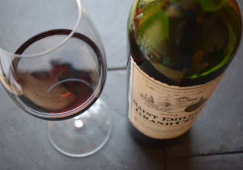 St Emilion Grand Cru - Lidl (Crumbs and Roses tasting notes)