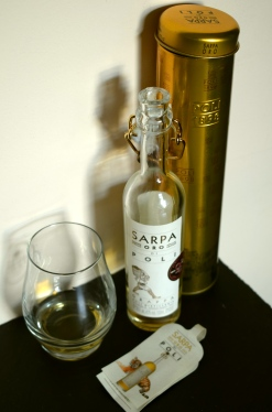 Grappa - Crumbs and Roses