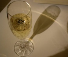 Prosecco from Venice - Crumbs and Roses wine blog