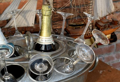 Spumante Prosecco - Venice Italy (Crumbs and Roses wine blog)