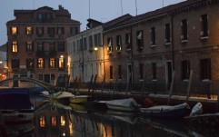 The Canals of Venice (Crumbs and Roses blog)