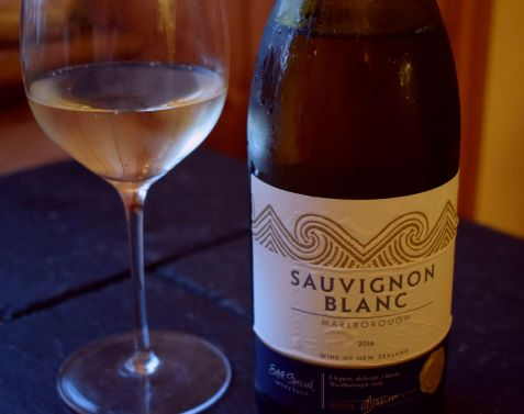 Asda Sauvignon Blanc review - Crumbs and Roses wine blog