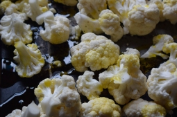 Roasted cauliflower is a winter classic - Crumbs and Roses blog